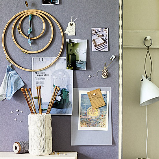 Home office mood board | Noticeboards | Crafts | Image | Housetohome