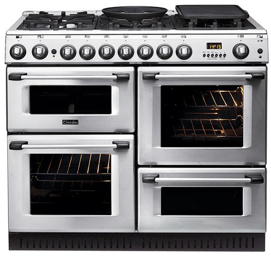 cannon professional 100 range cooker range cookers