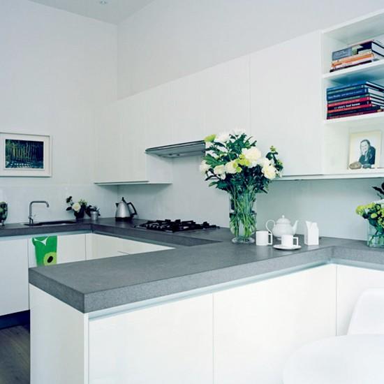 Cool Minimalist Kitchen
