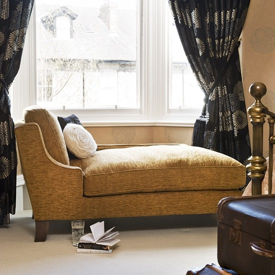 bedroom chaise