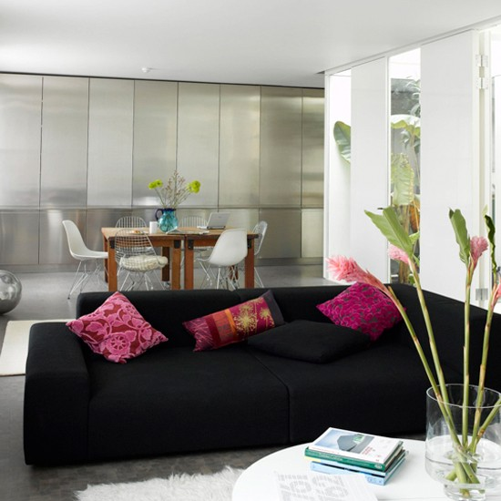 Utilitarian kitchen | Stainless steel | Modern kitchen ideas