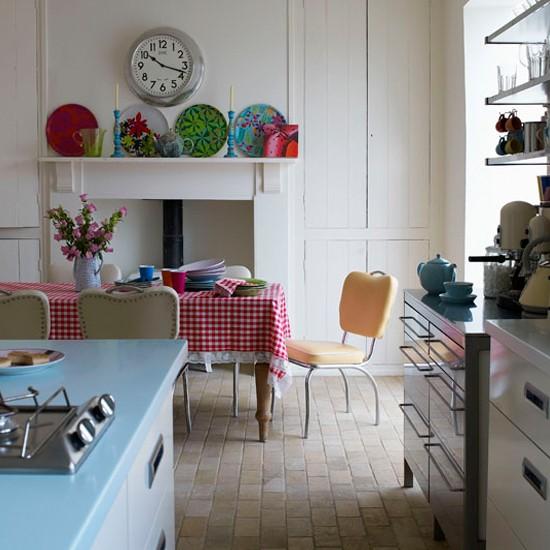 1950s kitchen modern kitchens ideas uk long hairstyles for Retro modern kitchen ideas