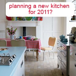 Planning a new kitchen?