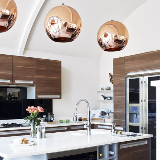 Modern Kitchen Lighting Ideas Pictures: Kitchen Design & Kitchen Ideas