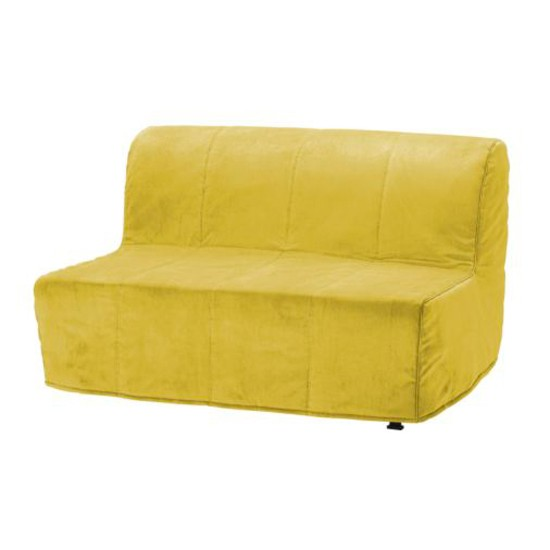 Lycksele havet small sofa bed from ikea compact sofas for Housse sofa ikea