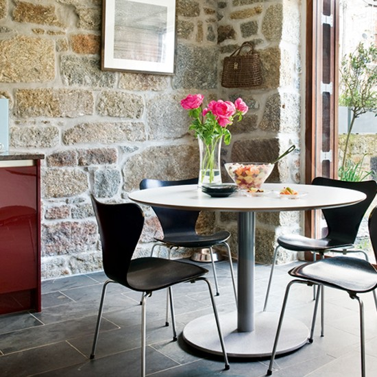 Modern country kitchen-diner | Dining room designs | Tables | Image | Housetohome