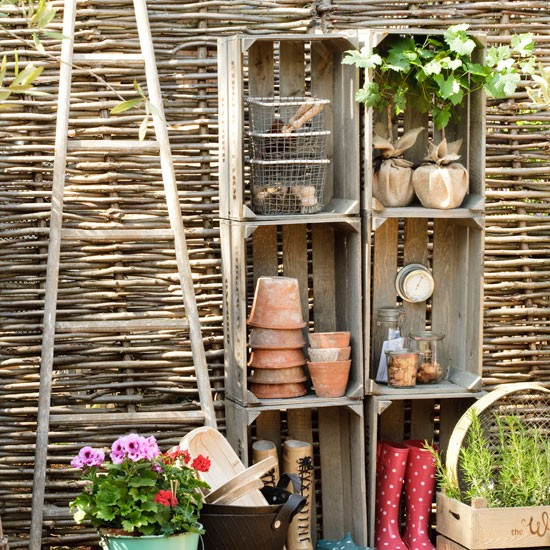 Garden storage boxes | Country garden design | Garden buys | Garden | PHOTO GALLERY | Housetohome