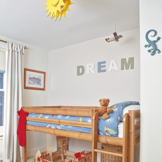 Bright child's bedroom | Kid's bedroom ideas | Playrooms | Image | Housetohome