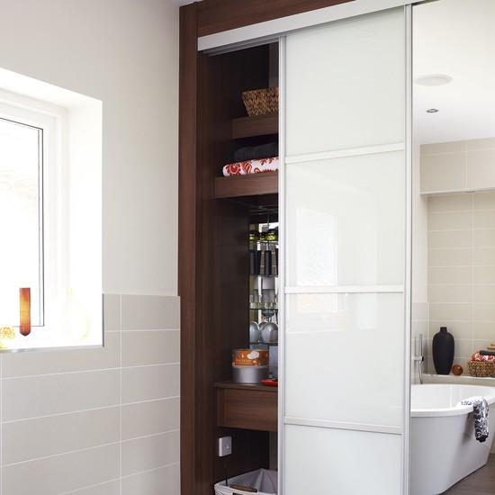 Hidden bathroom storage storage solutions bathroom for Hidden bathroom pics