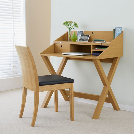 Opus Oak Ii Flip Top Desk From Next Desks 19 Of The Best Desks