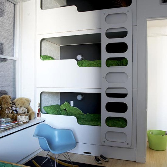 Girls bedding decoration children 39 s rooms best of 2011 for Boys bedroom ideas bunk beds