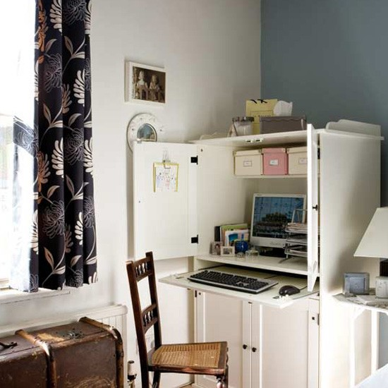 Home office design ideas home office pictures for Home office guest bedroom
