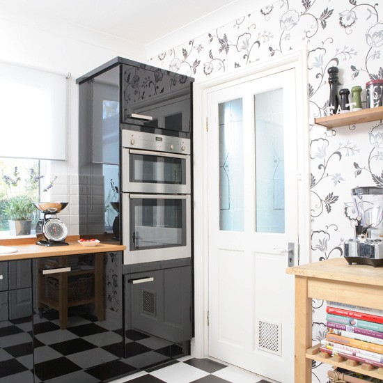 Kitchen Wallpaper Ideas - 10 Of The Best