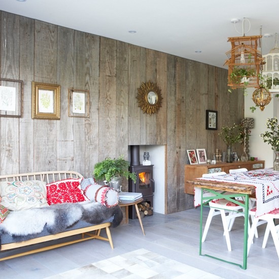 Country Living Room Ideas - 30 Of The Best