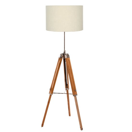 Tripod floor lamp | Floor lamps | Lighting | PHOTO GALLERY | Livingetc | Housetohome