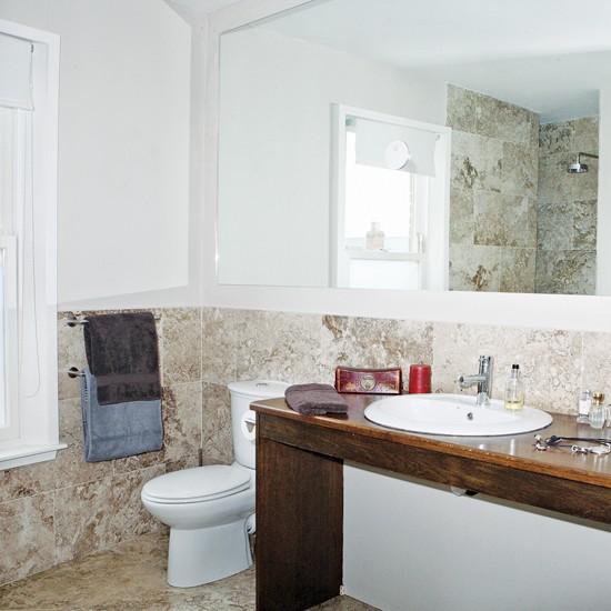 Bathroom take a tour around an edwardian house in dublin for Bathroom ideas dublin