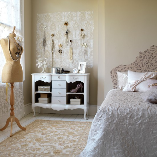 Vintage Bedrooms To Delight You Housetohome Co Uk