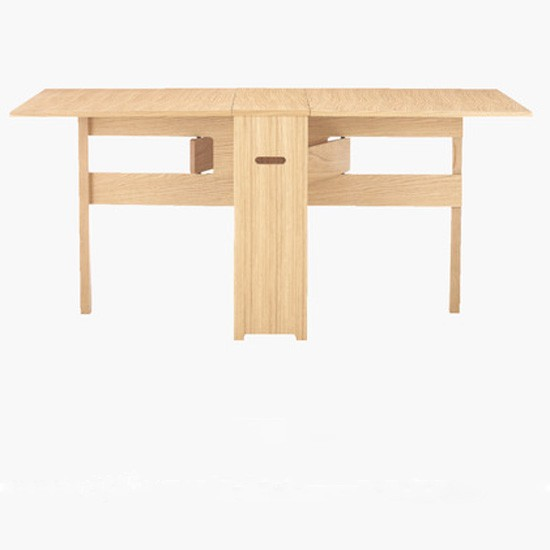 Stow folding table from Habitat