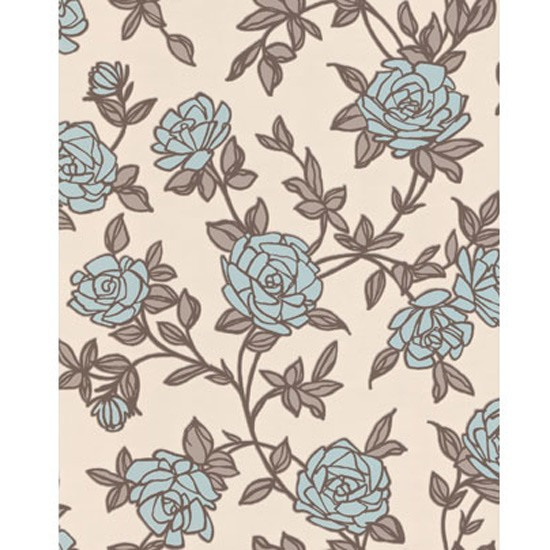 Easy rosa wallpaper from homebase vintage wallpapers for Wallpaper homebase