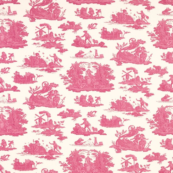 Laura Ashley Kitchen Wallpaper: Toile Wallpaper From Laura Ashley