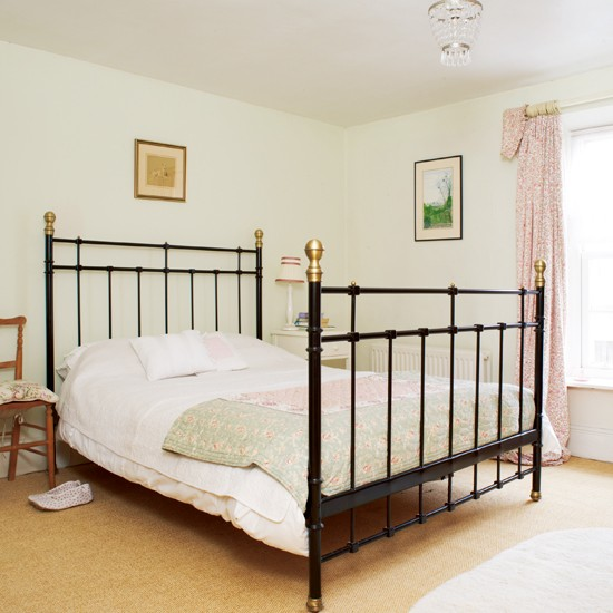 Master Bedroom Traditional Cottage House Tour Ideal Home