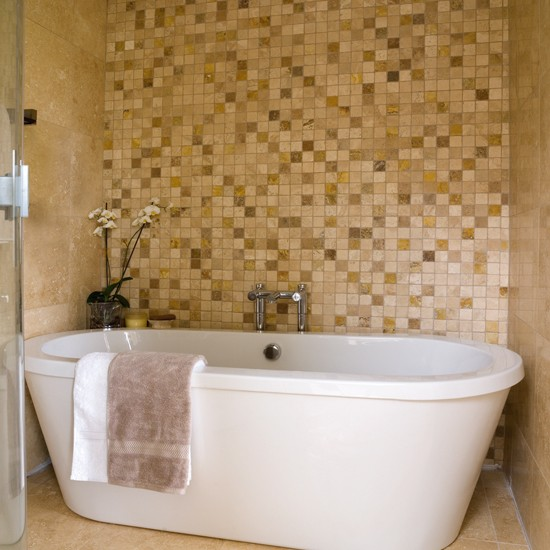 Wonderful Few Info On Mosaic Bathroom Tiles  Bath Decors
