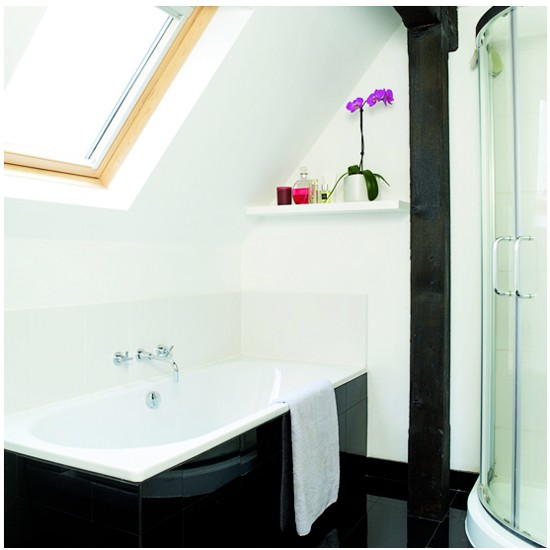 Bathroom | Modern dormer bungalow | House tour | Ideal Home | PHOTO GALLERY