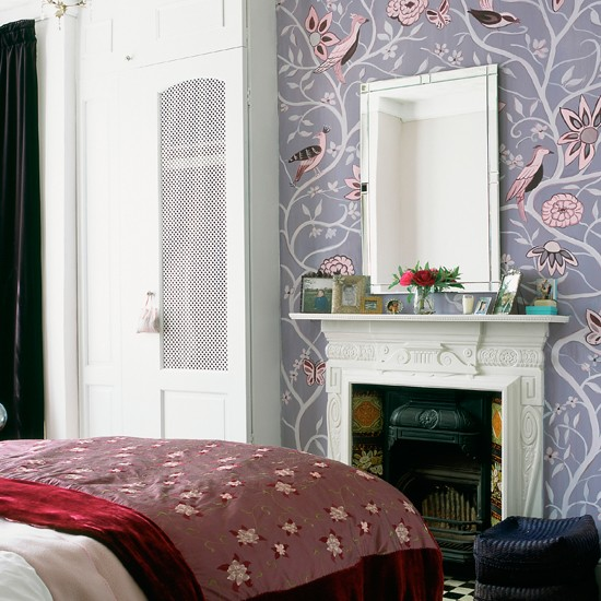 Bedroom | Edwardian family home | House tour | Ideal Home | PHOTO GALLERY