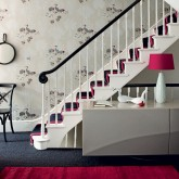 10 wallpaper ideas for hallways