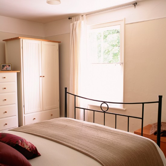 Bedroom new england style cottage house tours ideal for New england bedroom