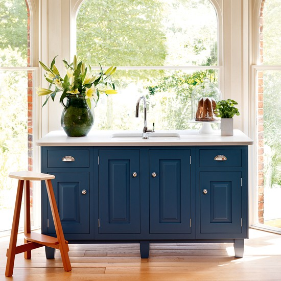 Island Prep Sink 10 Designer Looks For Country Kitchens
