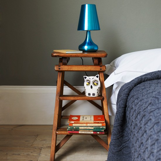 rustic bedroom side table bedroom storage bedside table image