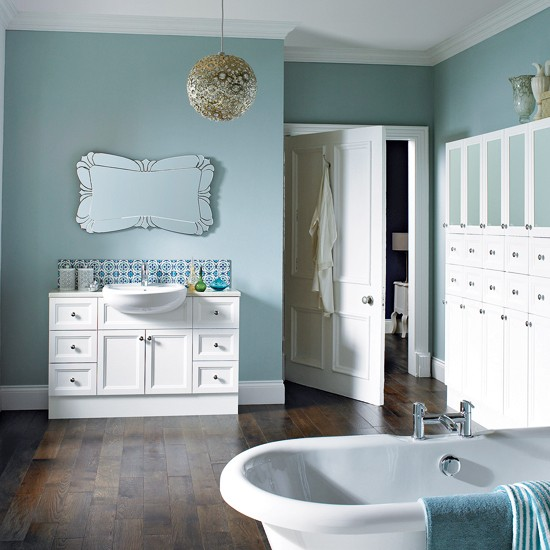 Calgary range from Shades | Small bathroom design ideas | housetohome.