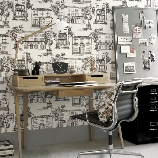 Accent neutrals 5 ways with neutrals for Ideal office design