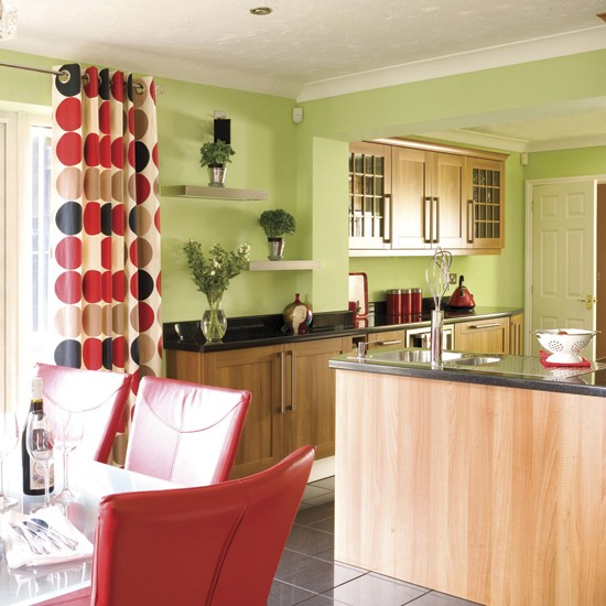 Decorating With Contrasting Colours Housetohome Co Uk