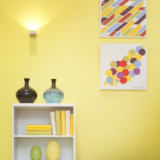 Vibrant eco friendly paint colour take a tour around a for Eco friendly colours for painting