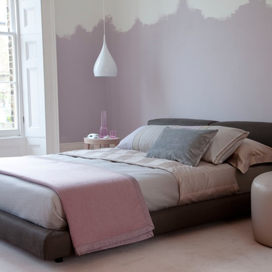 Choose soothing shades of lilac restful bedroom ideas for Bedroom ideas lilac