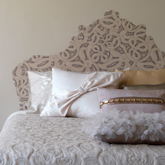 Make your own headboard vintage bedrooms to delight you Make your own headboard