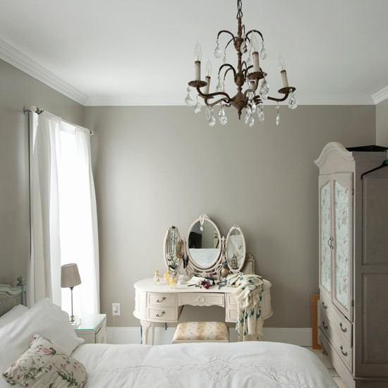 Romantic bedroom | Bedroom decorating idea | Bedroom furniture | Image | Housetohome