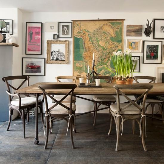 Family Dining Room Dining Room Design Idea Wooden Dining