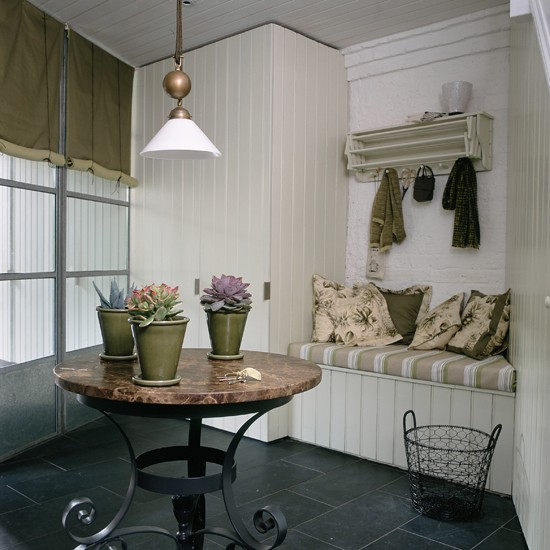 Cloakroom Utility Room Country Utility Room Decorating