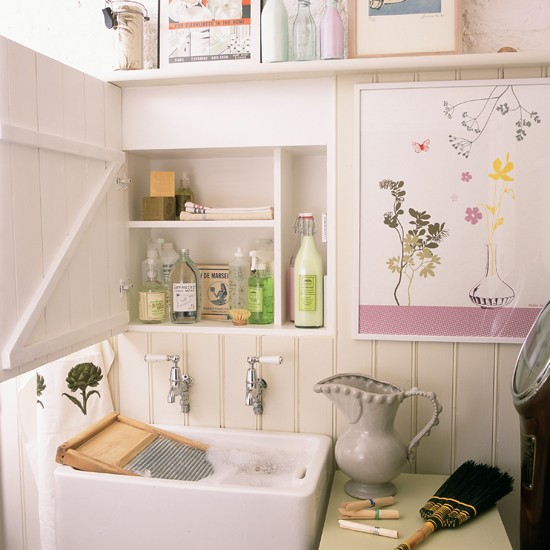 Room Country Style Utility Rooms Utility Room Ideas Laundry Room