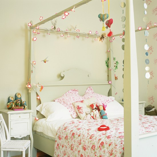 Children's room fairy lights | 10 kids bedroom ideas | Kids bedroom decorating ideas | PHOTO GALLERY