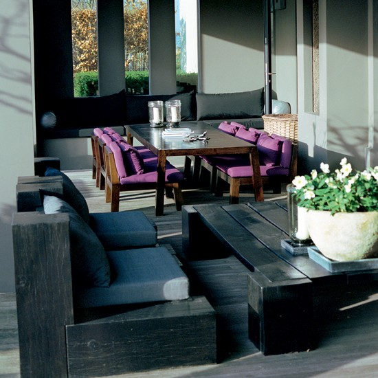 Relaxed lounge | Take a tour around a designer Dutch home | House tours | PHOTO GALLERY