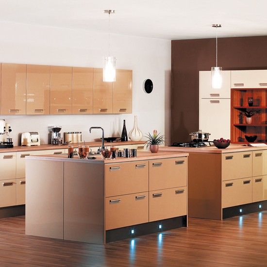 Urban cafe kitchen from magnet colourful kitchen ranges for Kitchen ideas magnet