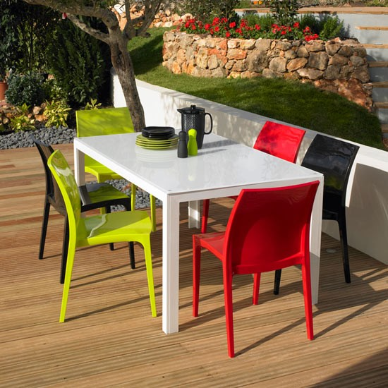 San Antonio furniture from B&Q | Garden furniture sets | Garden furniture | Outdoor furniture | Gardens | Furniture | PHOTO GALLERY | Housetohome.co.uk