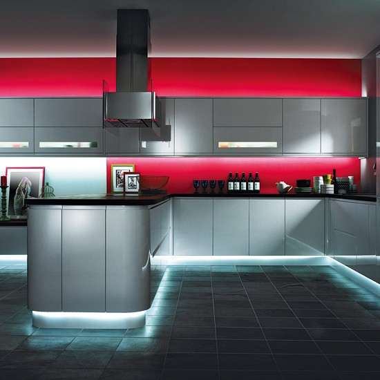 Colourful kitchen ranges 10 best for Wickes kitchen designs