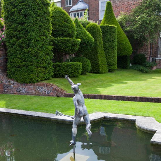 Formal garden lawn garden design for Formally designed lawn