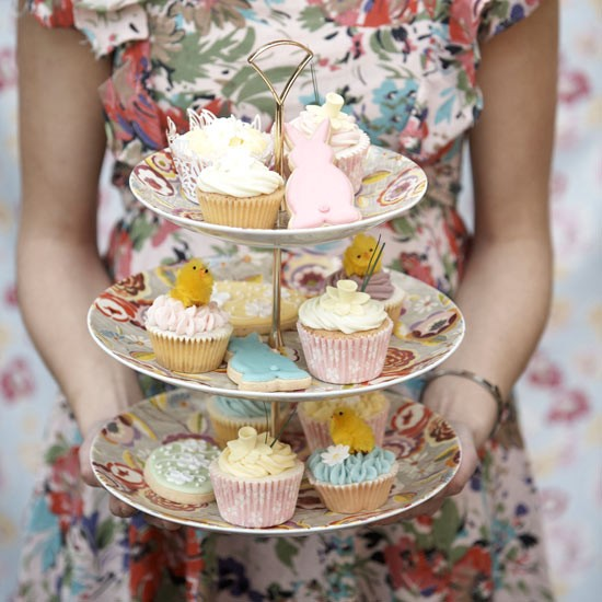 Easter cupcakes | Create an Easter party | Easter ideas | PHOTO GALLERY | Housetohome.co.uk
