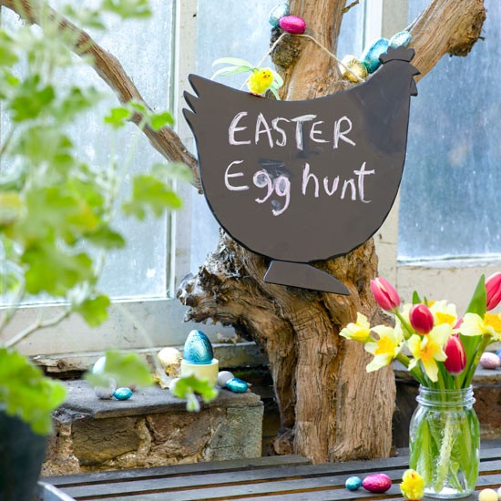 Party and craft ideas for Easter weekend